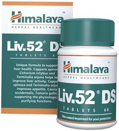 LIV52 DS 60 CAPSULAS