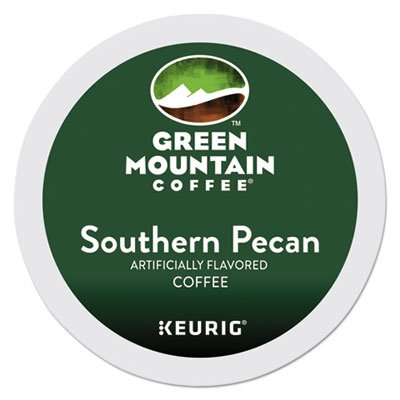 Green Mountain Coffee Southern Pecan, K-Cup Break up Pack for Keurig Brewers (24 Count)