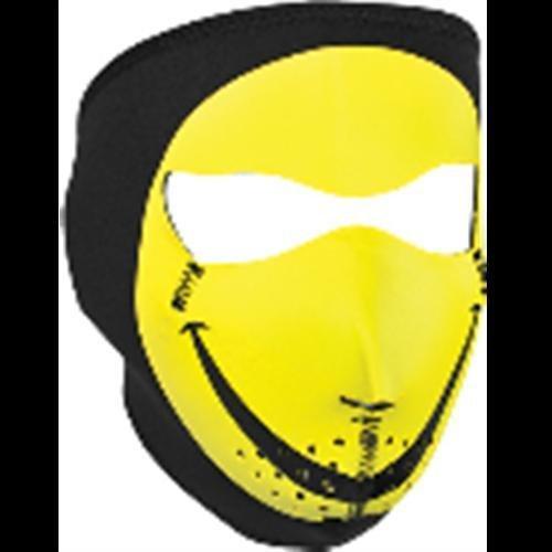 Zan wnfm071 full face mask (smiley face) (WNFM071) -