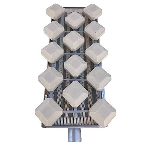 (After Burner-IR replacement burner for DCS Tubular burner)