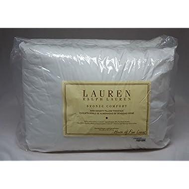 Lauren Ralph Lauren Bronze Comfort Standard Pillow Pack (2 Pillows)