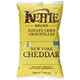 Kettle Chips New York Cheddar Chips, 220 Gram