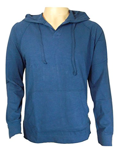 Ae Mens Sweater (AE Outfitters Navy Blue Hooded Sweater)