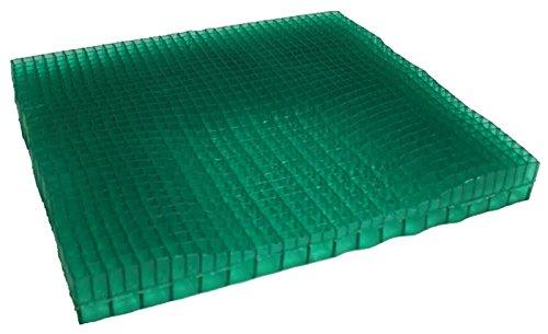 EquaGel General Cushion - Cushion Size 16'' W x 16'' D x 2'' H by EquaGel