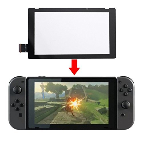 Replacement Touch Screen Glass Lens Digitizer For Nintendo Switch LCD GamePad Controller