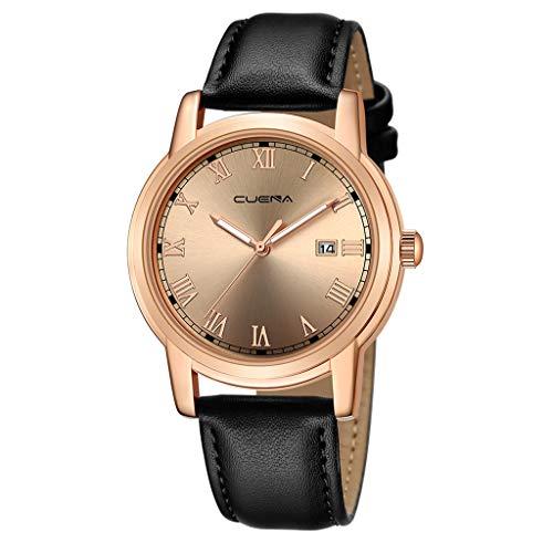 XBKPLO Quartz Watches menseiko Quartz Mens Watchmen Quartz Watch diverseiko 5 Quartz Watches for menmens Gold Quartz watchquartz Watch for menquartz Pocket Watches ()