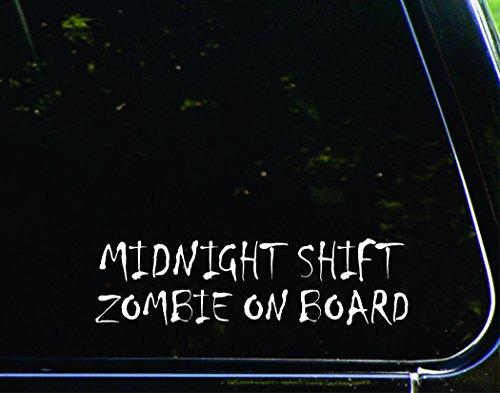 Midnight Shift Zombie Onboard - 9