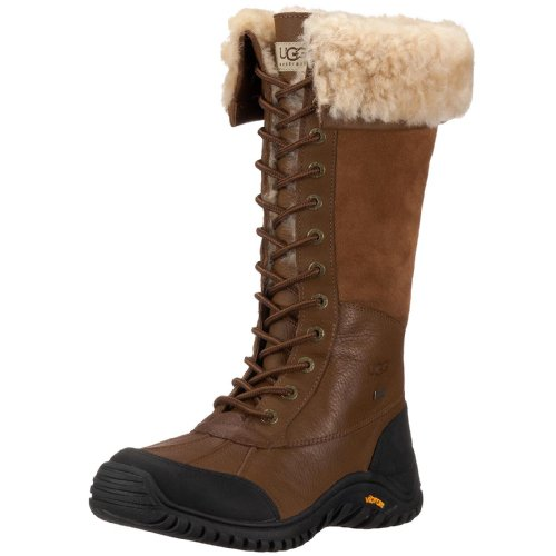 UGG Women's Adirondack Tall Snow Boot, Otter, 9 M US by UGG
