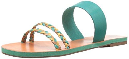 BC Footwear Women's Wee Slide Sandal Turquoise/Multi KlfEBW9