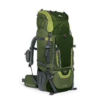 Titan 65 Frame Backpack Color: Amazon / Pine / Leaf / Charcoal