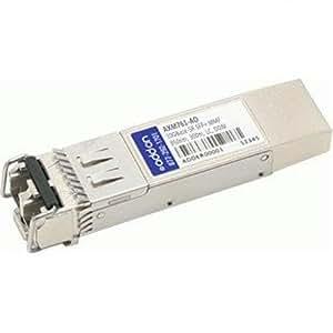 Add-onputer Peripherals, L AXM761-AO Netgear SFP Plus Transceiver Provides 10GBase-SR