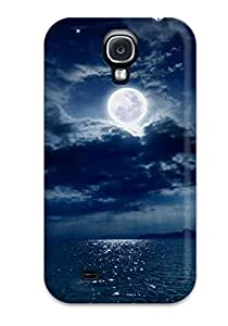 2222823K11567036 Hot Moon First Grade Tpu Phone Case For Galaxy S4 Case Cover