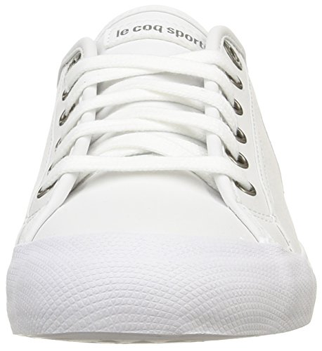 buy cheap footaction big discount online Le Coq Sportif Unisex Adults' Deauville Plus Trainers Blanc (Optical White) clearance outlet locations cheap sale popular sale best prices q89W9fl7IG