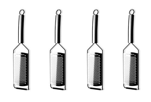 Microplane Professional Series Fine Grater/Zester, Set of 4 ()