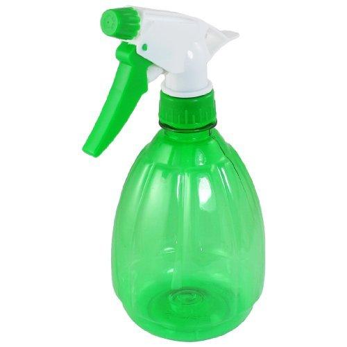 Amazon.com: eDealMax plástico gatillo rociador de la Bomba de agua de la Botella 530 ml de capacidad Blanco Verde: Health & Personal Care