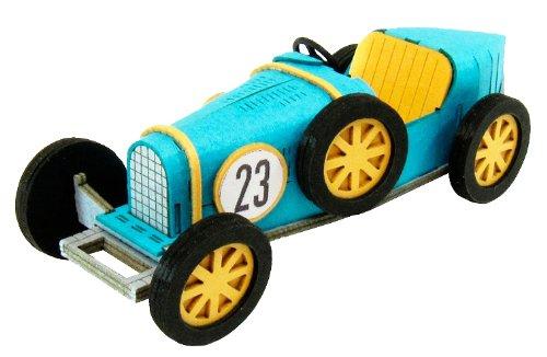 Miniature Art Petit Racing Car1 MP01136 (Papercrafting )