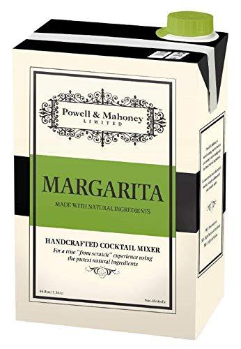 Powell & Mahoney Classic Margarita Cocktail Mixer, 46oz (6 per Case)