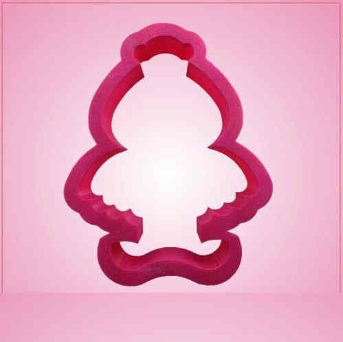 Pink Kathleen Turkey Cookie Cutter (Cookies Kathleen's)
