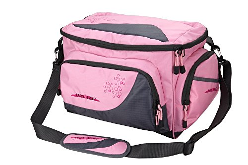 Lady fish tackle bag includes 2 medium boxes sporting for Pink fishing gear