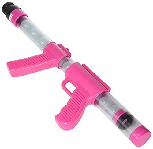 Deluxe Glow Pink Shooter Blaster