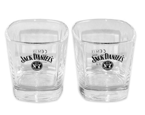 Jack Daniels Whiskey Barrels - JACK DANIEL'S WHISKEY GLASSES BUG & BARRELS
