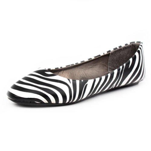 zebra shoes - 5