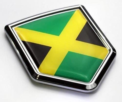 car flag emblem - 8