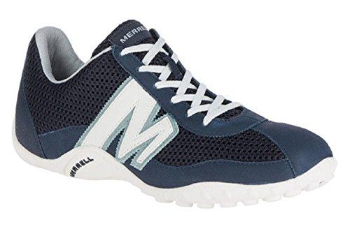 Sprint J598501 M Navy Blast Blu Mesh Merrell Uomo Sneaker vqgTqwS