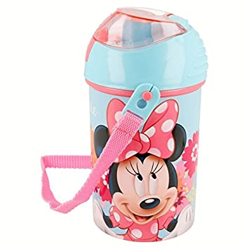 Stor Botella Robot Pop UP 450 ML. Minnie Mouse Bloom