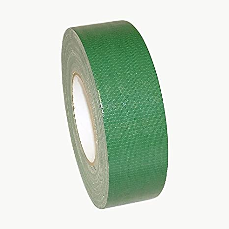 2 in Dark Green x 60 yds. JVCC DT-IG Industrial Grade Duct Tape