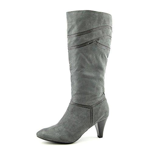 Karen Scott Frauen Myraa Pumps rund Fashion Stiefel Dark Grey