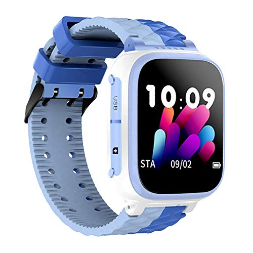 Amazon.com: SODIAL Y35 Smart Watch Baby Kids with Camera for ...