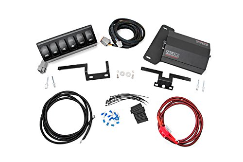 Rough Country - 70959 - MLC-6 Multiple Light Controller w/ 6-Switch Hub for Jeep: 07-18 Wrangler JK JK Unlimited 4WD/2WD Light Country Switches