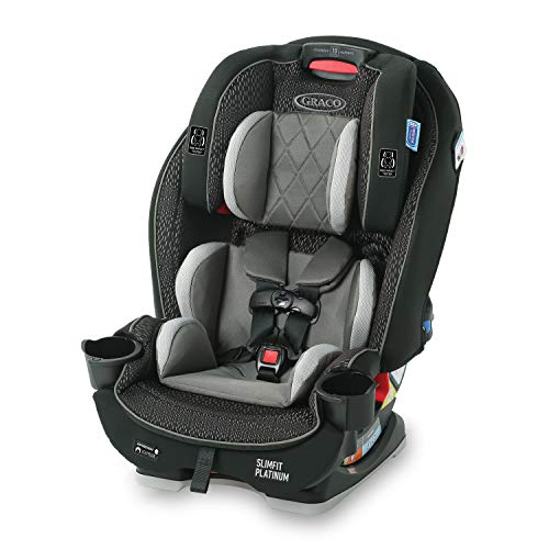 Graco Slimfit Platinum 3-in-1 Car Seat, Hurley