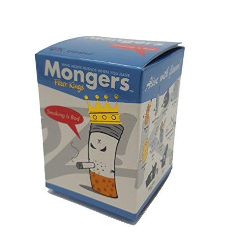 Kozik Series Mongers Kidrobot (Kidrobot Mongers Filter Kings Mini Figures)