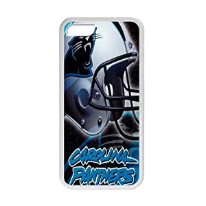 NFL Carolina Panthers Helmet Cell Phone Case for Iphone 5C