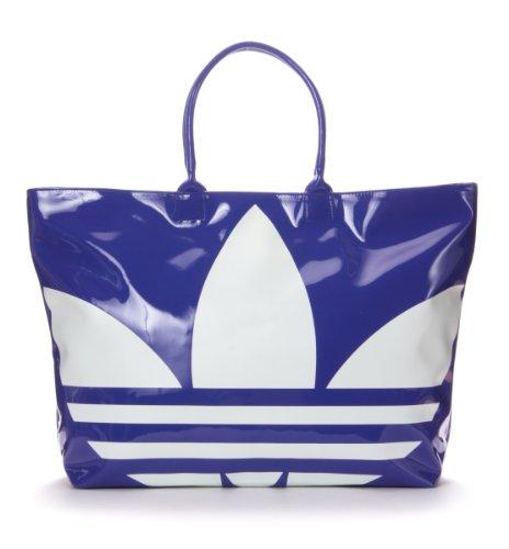 Adidas Originals Beachshopper PA (NS) Shoulder Tote Shopper Bag Purple (G84909), Bags Central