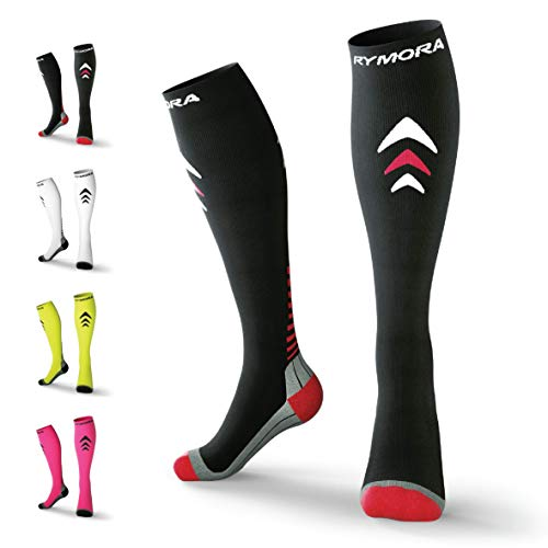Rymora Compression Socks for Women & Men Circulation – Running, Work, Pregnancy
