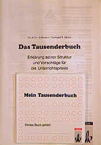 Mein Tausenderbuch: 3. Schuljahr (10er Paket) (Programm Mathe 2000+) Taschenbuch – 1. März 1991 Klett 3121990306 Schulbücher für den Primarbereich