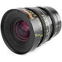 Veydra V1-16T22M43M | Mini Prime 16mm T2.2 Micro 4/3 Camera Lens Metric