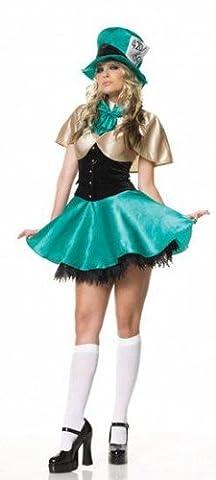 Tea Party Hostess Adult Costume - Small - Tea Hostess Set