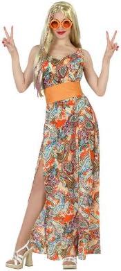 Atosa - Disfraz de hippie para mujer, talla XS (22870): Amazon.es ...