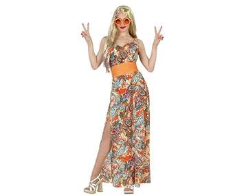 Suche nach Beamten neueste trends für die ganze Familie ATOSA 22871 Karnevalskostüm, Damen, Braun/Bunt, M-L: Amazon ...