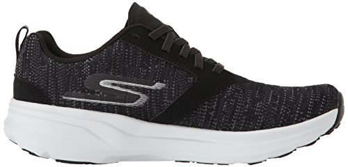 Noir Go Skechers Chaussures Run 7 Ride Femme White Black de Fitness 8qqap