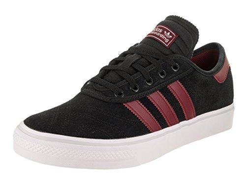 Adidas Originals Heren Adi-ease Premiere Fashion Sneaker Cblack / Cburgu / Ftwwht