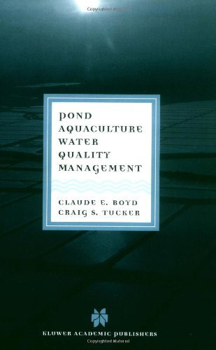 Algae Growth Ponds (Pond Aquaculture Water Quality Management (Chapman & Hall Aquaculture Series))