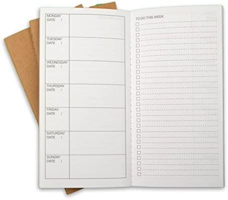 Amazon.com: RICCO BELLO - Recambios para cuaderno (3 ...