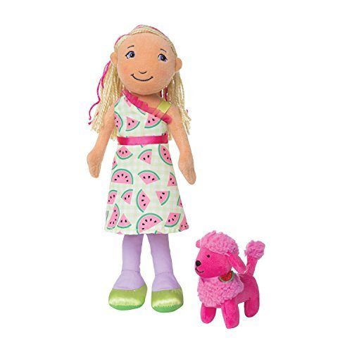 Manhattan Toy Groovy Girls Style Scents Mia and Taffy Fashion Doll