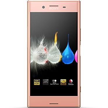 Sony Xperia XZ Premium Unlocked Smartphone 5.5, 64GB Dual SIM Pink (US Warranty)