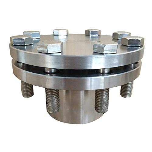 BAOSHISHAN 25ml Hydrothermal Synthesis Autoclave Reactor High Pressure 20Mpa 500C with 316 Stainless Steel Lining Customized Flange Type (25ml) by BAOSHISHAN